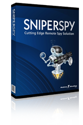 SniperSpy Remote Monitoring Software