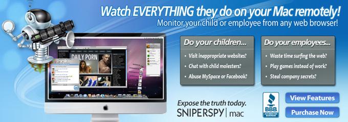 sniperspy mac